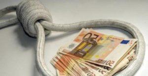 Prestiti da usurai
